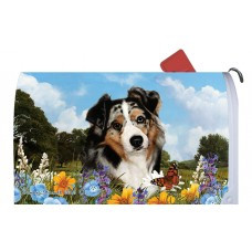 Mail Box Cover - Australian Shepherd