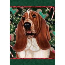 Indoor/Outdoor Flags - Basset Hound
