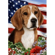Indoor/Outdoor Flags - Beagle