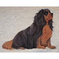 Embroidered Cavalier King Charles Spaniel A8861
