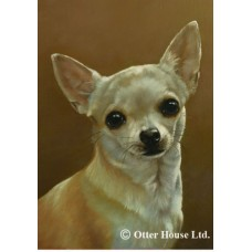 Indoor/Outdoor Portrait Flag (JS) - Chihuahua