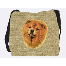 Woven Tote - Chow Chow