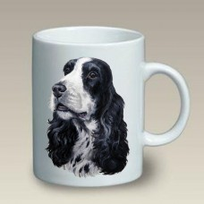 Ceramic Mug (LP) - English Cocker Spaniel