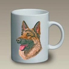 Ceramic Mug (LP) - German Shepherd