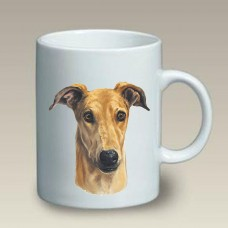 Ceramic Mug (LP) - Greyhound