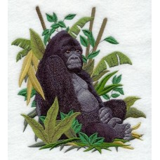 Embroidered Mountain Gorilla C8178