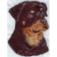Embroidered Rottweiler I1032