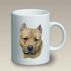 Ceramic Mug (LP) - Staffordshire Bull Terrier