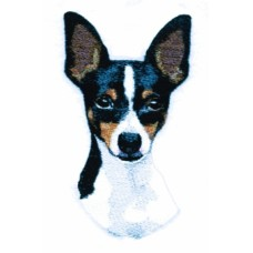 Embroidered Toy Fox Terrier BT4539