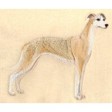 Embroidered Whippet C3526