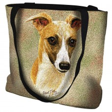 Woven Tote - Whippet