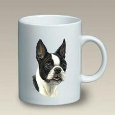 Ceramic Mug (LP) - Boston Terrier